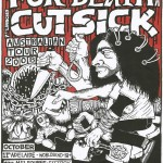 Australian Tour w/ Cutsick