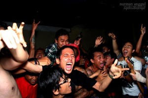 Crowd, Bandung, Indonesia
