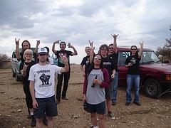 Heavy Metal Safari